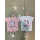 grossiste Vetement et accessoires: Filles de mode pour enfants T-Shirt 3902