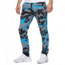 wholesale Fashion & Apparel: Men's Jogging  Pants Jogging Pants TUR-794 Blue