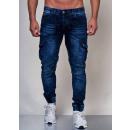 wholesale Jeanswear: Men's Fashion  Jeans Pants TUR-3207 Blue