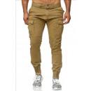 Großhandel Jeanswear: Herren / Men;Jeans / Hosen TT81805 Camel