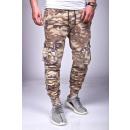 Großhandel Jeanswear: Herrenmode Jeans Hosen TUR-911 Beige