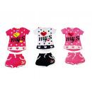 wholesale Childrens & Baby Clothing: Children's  clothing girls summer set AH8925