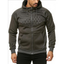 wholesale Coats & Jackets: Men / Men SweatJacke YL-59