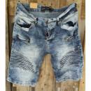 Großhandel Jeanswear: Herren Jeans  bermuda Short TUR-3230