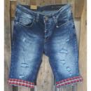 ingrosso Jeans: Uomo Jeans Bermuda TUR-4041