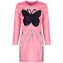 groothandel Kleding & Fashion: Meisjesjurk Tuniekjurk Butterflylove Roze