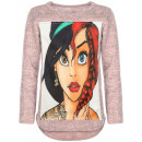 Vêtements enfant chemise fille / fille BB rose