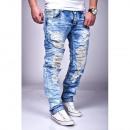 wholesale Jeanswear: Men's Jeans Trousers TUR-8108