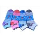wholesale Fashion & Apparel: SOCKS; Ladies  Sneakers 21035B socks