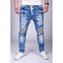 ingrosso Jeans: Uomini Uomini  Jeans Pantaloni jeans di TUR Facom