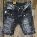 wholesale Fashion & Mode: Men's Jeans  Short Bermuda TUR-3233 Gray