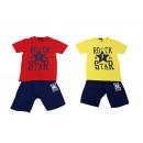 muchachos de la ropa de deportes juegos de los niñ