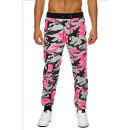 wholesale Lingerie & Underwear: Men sweatpants pants SS-30 Pink
