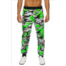 wholesale Lingerie & Underwear: Men sweatpants pants SS-30 Green