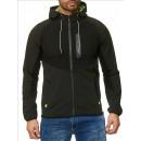 wholesale Coats & Jackets: Men's / Men's Sweat Jacket K-2001