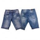 wholesale Jeanswear: Men / Men Bermuda Jeans Short H0023