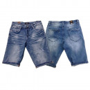 Großhandel Jeanswear: Herren / Men Bermuda Jeans Short H0023