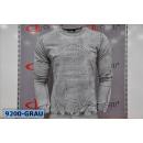 Großhandel Pullover & Sweatshirts: Herren / Men Sweater 9200 Grey