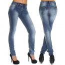 wholesale Jeanswear: Women Oversize  Pants Jeans Pants 3076