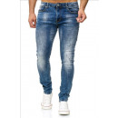 grossiste Vetements en jean: Pantalons Jeans Homme / Homme WE1302