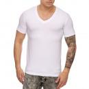wholesale Shirts & Tops: Men's Shirt  T-Shirt TUR-500 White