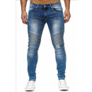 wholesale Jeanswear: Men's; Jeans Pants VIP-007