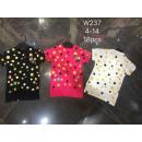 ingrosso Ingrosso Abbigliamento & Accessori: Nanny / ragazze; T-Shirt W237