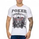 mayorista Ropa / Zapatos y Accesorios: Hombres Camisa de  los hombres T-Shirt TUR-988 blan