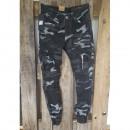 wholesale Jeanswear: Men / Men Jeans /  Trousers TUR-3224 Camo Black