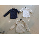 wholesale Shirts & Blouses: Boys / Boys Shirt Blouse 55135-M White