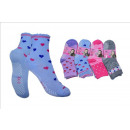 SOCKS; Children;  Girl antislip socks HR 396