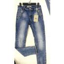 wholesale Jeanswear: Ladies Large Size Jeans Pants 3028