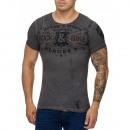 Men's Short  Sleeve T-Shirt TUR-1028 Green
