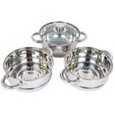 wholesale Pots & Pans: POTS POT COOKING  IN PARE, 18CM 4EL ODELO