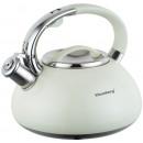 wholesale Kitchen Electrical Appliances: kettle, steel, 3L,  colors, KLAUSBERG, KB-7176