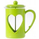 koffiezetapparaat, thee, 800ml, Valentina hart