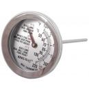 groothandel Weerstations: KINGHOFF,  vleesthermometer, grote, KH-3698