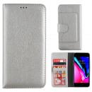 Wallet Case Apple Iphone 8/7 Silver