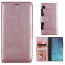 groothandel Tassen & reisartikelen: Wallet Case voor Apple iPhone X Roze