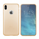 Coque CoolSkin3T Apple Iphone X / Xs Transp. Or