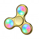 hand spinner LED Gold Metallic Universal
