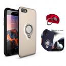 groothandel Computer & telecommunicatie: BackCover Ring  Apple iPhone 8/7 Goud