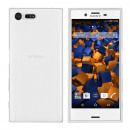 Coque CoolSkin3 pour Sony Xperia X Compact Blanc