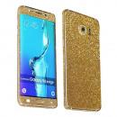 Peau 360 Samsung Galaxy S6 bord d'or