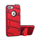 Case Armor stand Samsung S8 / Duos Rouge