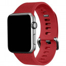 mayorista Relojes de Marca: Colorfone Silicon Band 42MM para Apple Watch Red