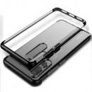 Pare-Chocs CoolSkin Clair Huawei P20 Noir
