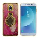 groothandel Food producten: Hoesje Ring Liquid Samsung J3 2017 Goud