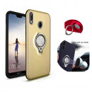 BackCover Ring Huawei P20 Lite Gold
