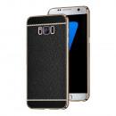 groothandel Computer & telecommunicatie: CoolSkin Leather Samsung S8 Zwart